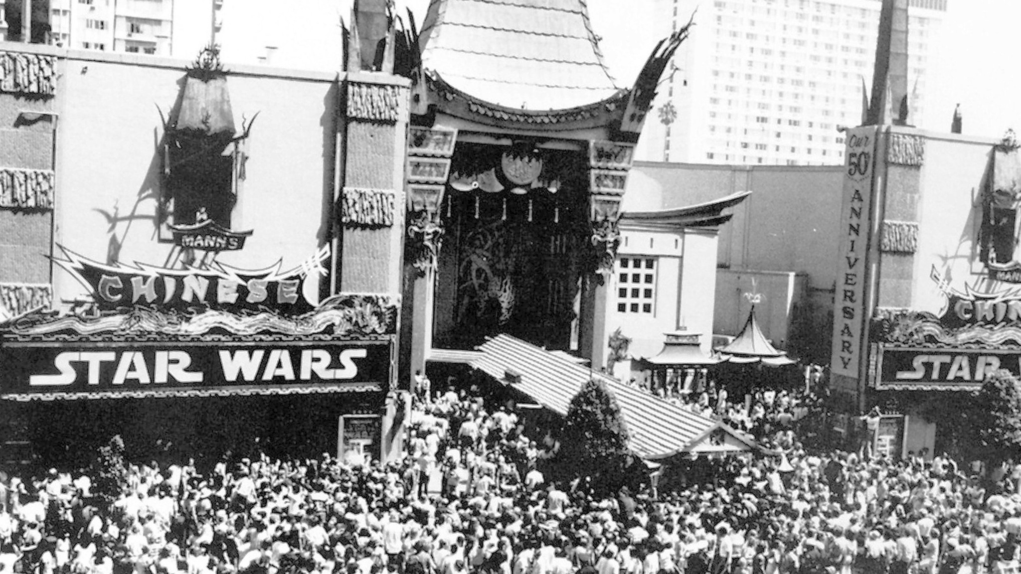 Star Wars Chinese Theatre 1977