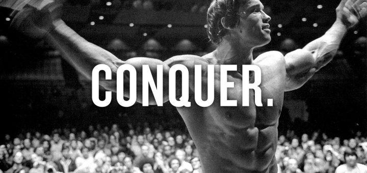 Arnold Schwarzenegger S Motivational Speech