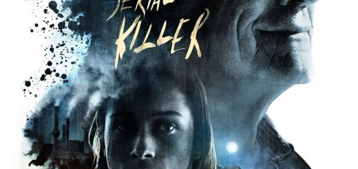 "Poster for the movie ""I Am Not a Serial Killer"""