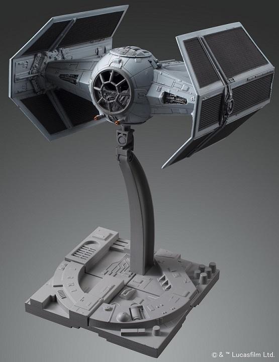 Bandai's Star Wars model kits -