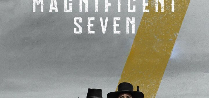 """Poster for the movie """"The Magnificent Seven"""""""