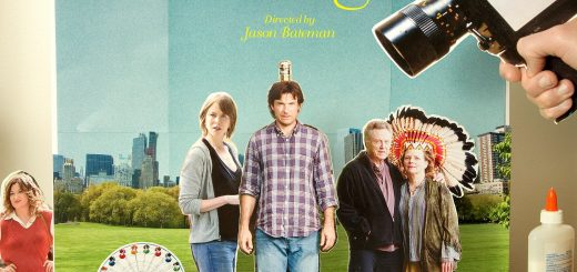 """Poster for the movie """"The Family Fang"""""""
