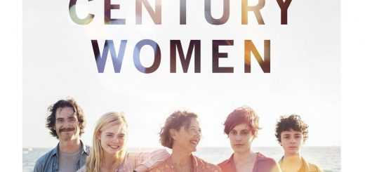 """Poster for the movie """"20th Century Women"""""""