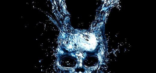 "Poster for the movie ""Donnie Darko"""