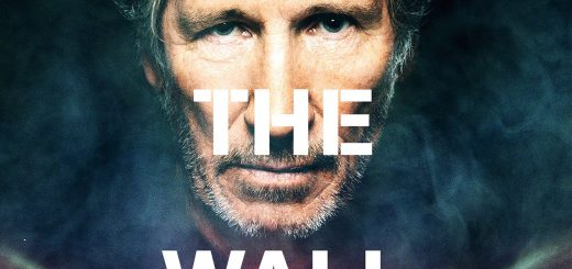 "Poster for the movie ""Roger Waters: The Wall"""