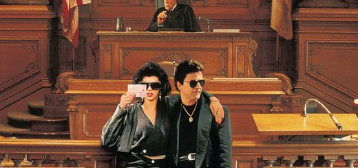 "Poster for the movie ""My Cousin Vinny"""