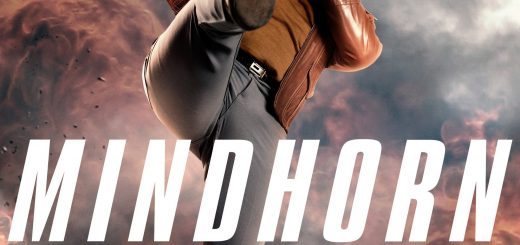 """Poster for the movie """"Mindhorn"""""""