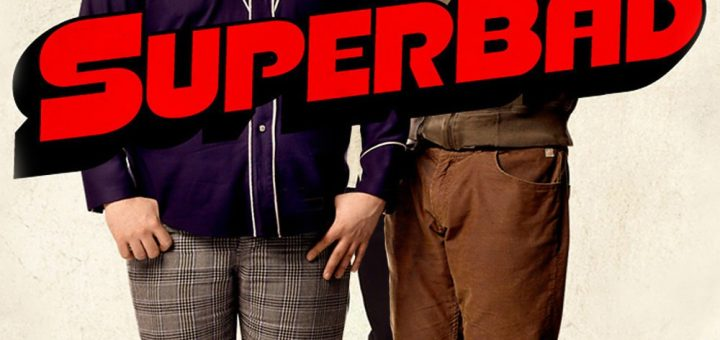 """Poster for the movie """"Superbad"""""""