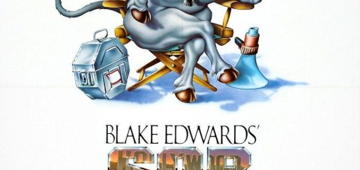 "Poster for the movie ""S.O.B."""