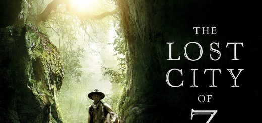 """Poster for the movie """"The Lost City of Z"""""""