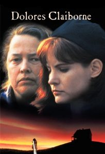 "Poster for the movie ""Dolores Claiborne"""