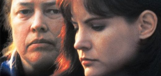 """Poster for the movie """"Dolores Claiborne"""""""
