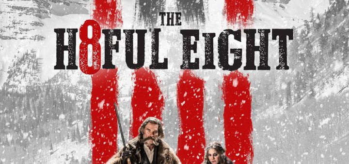"""Poster for the movie """"The Hateful Eight"""""""