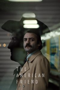 """Poster for the movie """"The American Friend"""""""
