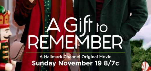 """Poster for the movie """"A Gift to Remember"""""""