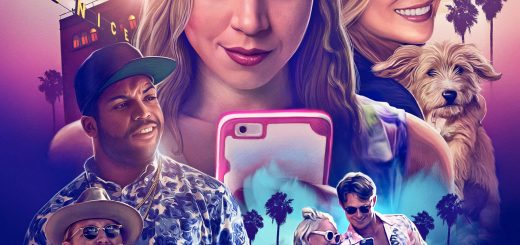 """Poster for the movie """"Ingrid Goes West"""""""
