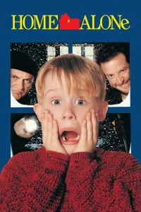 "Poster for the movie ""Home Alone"""