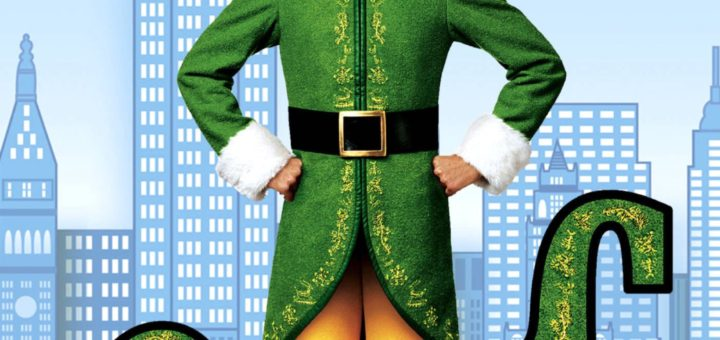 """Poster for the movie """"Elf"""""""