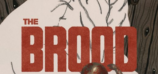 """Poster for the movie """"The Brood"""""""