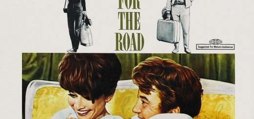 "Poster for the movie ""Two for the Road"""