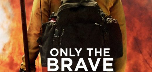 """Poster for the movie """"Only the Brave"""""""