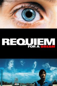 "Poster for the movie ""Requiem for a Dream"""