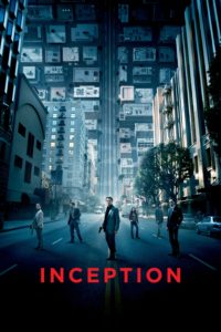 "Poster for the movie ""Inception"""