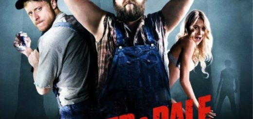 "Poster for the movie ""Tucker and Dale vs Evil"""