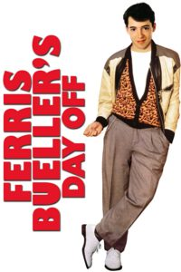 "Poster for the movie ""Ferris Bueller's Day Off"""