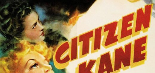 """Poster for the movie """"Citizen Kane"""""""