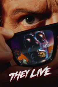 "Poster for the movie ""They Live"""
