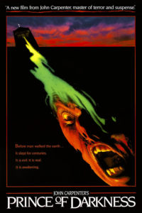 "Poster for the movie ""Prince of Darkness"""