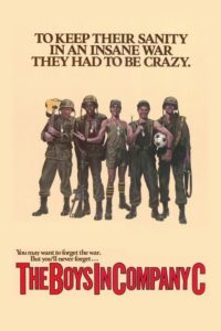 "Poster for the movie ""The Boys in Company C"""