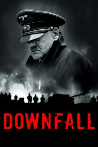 "Poster for the movie ""Downfall"""