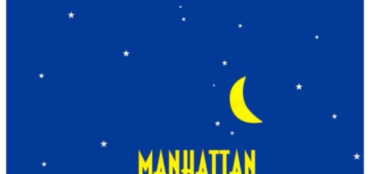 "Poster for the movie ""Manhattan Murder Mystery"""