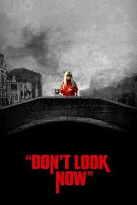 "Poster for the movie ""Don't Look Now"""