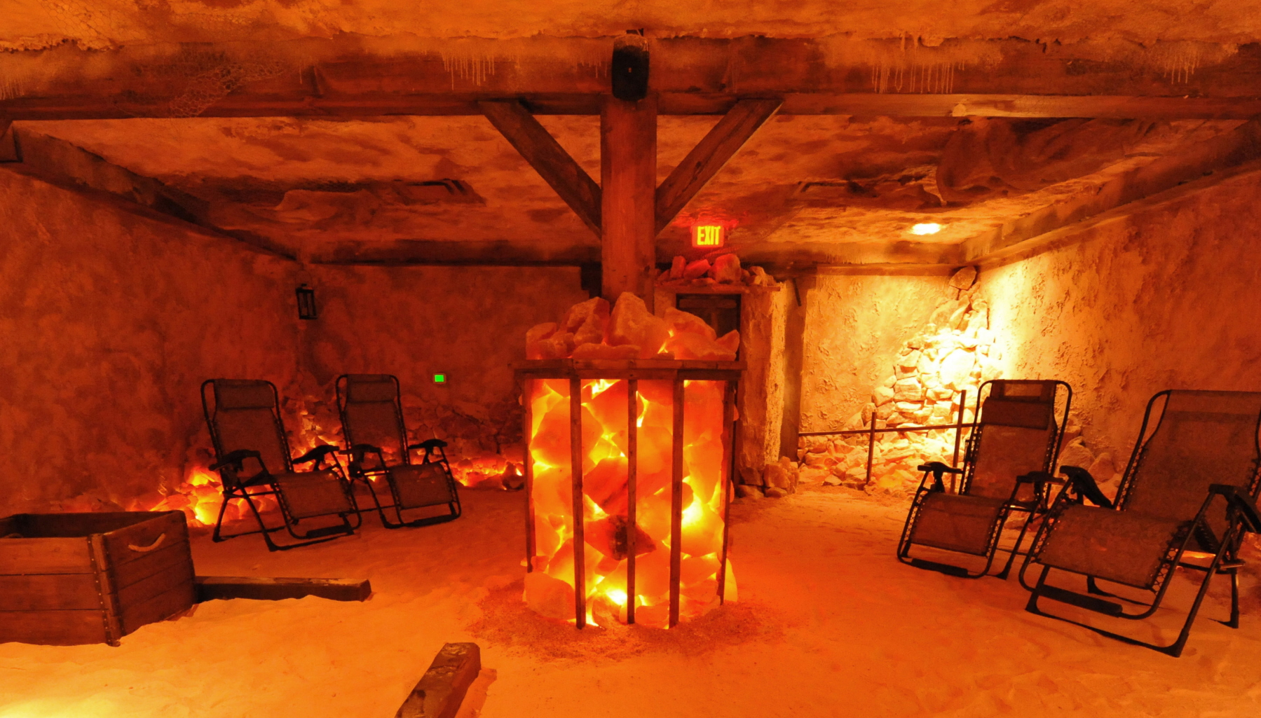 What salt therapy how halotherapy affects your health