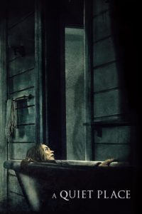 "Poster for the movie ""A Quiet Place"""