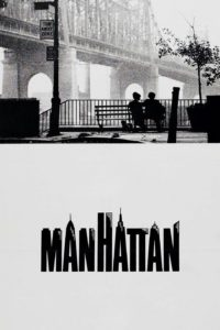 "Poster for the movie ""Manhattan"""