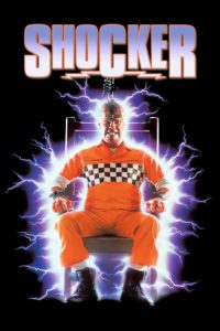 "Poster for the movie ""Shocker"""