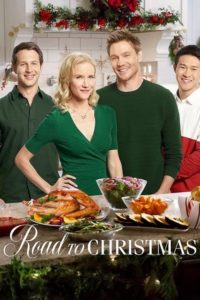 "Poster for the movie ""Road to Christmas"""