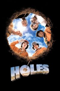 "Poster for the movie ""Holes"""