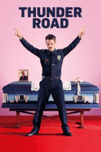 "Poster for the movie ""Thunder Road"""