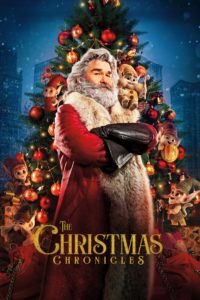 "Poster for the movie ""The Christmas Chronicles"""