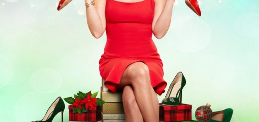 "Poster for the movie ""A Shoe Addict's Christmas"""