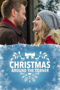 "Poster for the movie ""Christmas Around the Corner"""