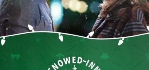 "Poster for the movie ""Snowed-Inn Christmas"""