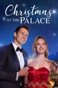 "Poster for the movie ""Christmas at the Palace"""