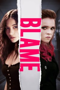 "Poster for the movie ""Blame"""