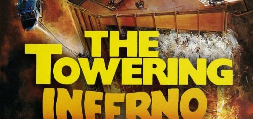 """Poster for the movie """"The Towering Inferno"""""""
